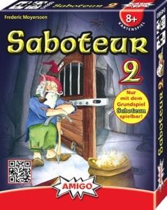 Saboteur 2 [German Version] by Amigo S&F GmbH