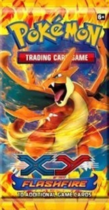 Pokemon X & Y Flashfire (XY2) Booster PACK by Pokemon X&Y Collectible Trading Card Game