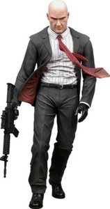 Agent 47 from Hitman by Player Select