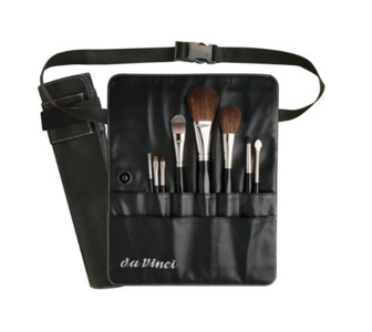 Da Vinci Professional Belt Case of 8 Brushes by Cosmetic brushes