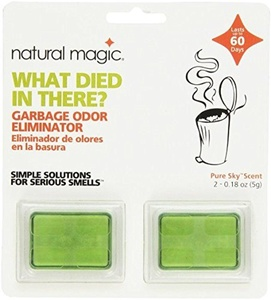 Magic Natural Garbage Odor Eliminator, 12 Pack Special by Magic