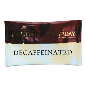 Day to Day Coffee - 100% Pure Coffee, Decaffeinated, 1.5 oz Pack, 42 Packs/Carton 23004 (DMi CT by Day to Day Coffee