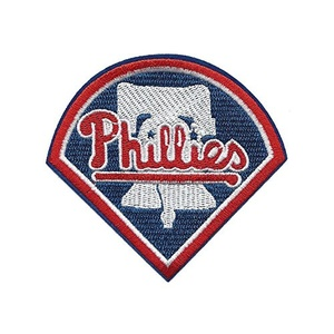 MLB - Philadelphia Phillies Patch