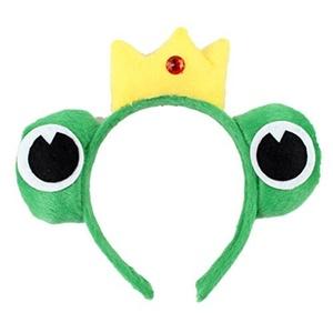 Sweet Home Christmas Masquerade Headband Party Supplies Cartoon Animal Fashion Frog Prince Hair Accessories by Headband hair accessories