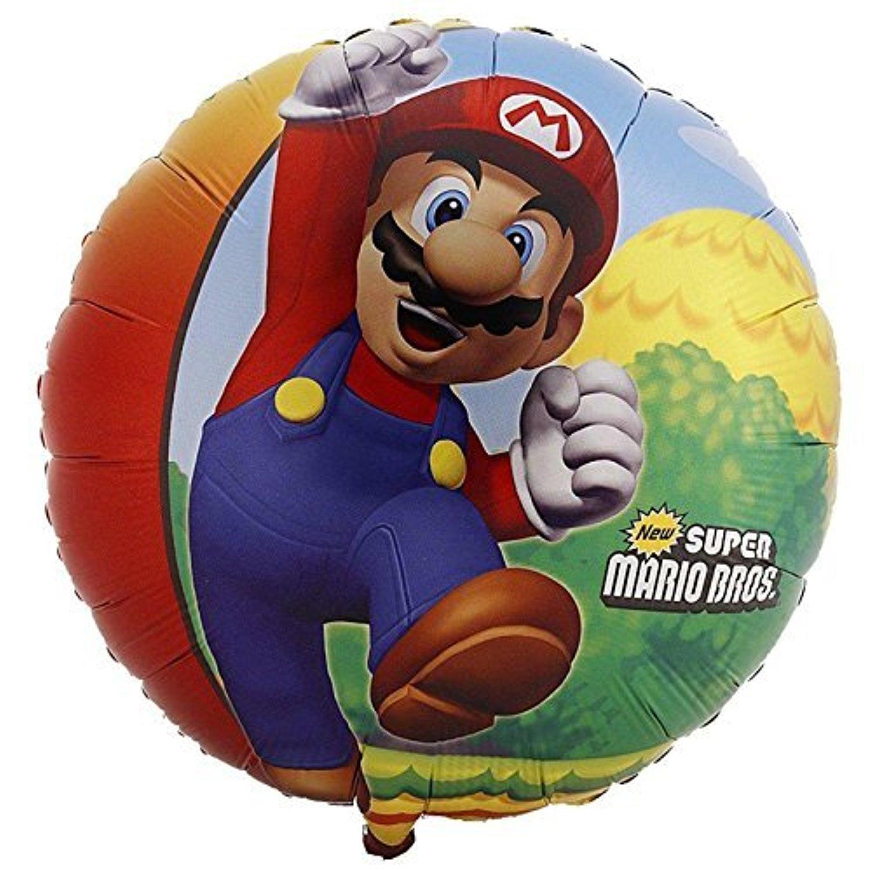 Mylar 18 balloon (each
