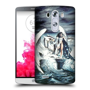 Official Ruth Thompson Eye of the Storm Cavalier Hard Back Case for LG G3 / D855 / D850 / D851
