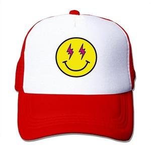 Energia J Balvin Trucker Hat Baseball Cap For Men Women (5 Colors) Red
