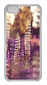 iPhone 5c case, Cute Lavender 5 iPhone 5c Cover, iPhone 5c Cases, Hard Clear iPhone 5c Covers