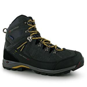 Mens Karrimor Hot Rock Walking Boots Black (UK 9.5 / US 10)