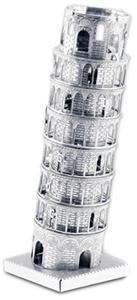 Metallic nanopuzzle Leaning Tower of Pisa TMN-25 by Metallic Nano Puzzle
