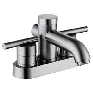 Yosemite YP2812 Double Handle Bathroom Faucet