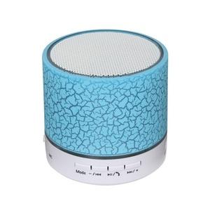 Speaker, ZYooh Portable Mini Wireless Stereo Bluetooth Speaker For iPhone Tablet PC FM Wireless Speaker Wireless Bluetooth Speaker Stereo Speaker Blue