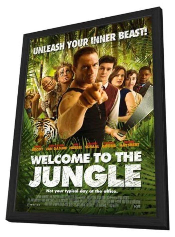 Amazon movie poster frame