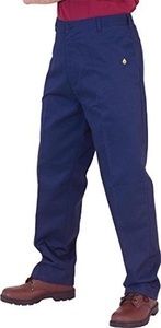 Click Workwear Mens EN531 Flame Retardent Casual Style Work Trousers by B-Click Fire Retardant