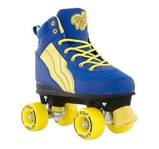 Rio Roller Pure Childs Quad Skates - Blue UK12J - 5J by Rio Roller