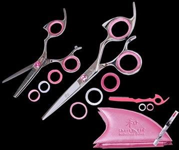 Shark Fin Beauty - Breast Cancer Awareness Kit Non-Swivel Right Hand 6.25