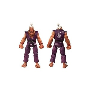 Street Fighter Series 4 SOTA Exclusive Shin Akuma Action Figure by Street Fighter