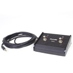 2 Button Footswitch for Pulse Guitar Amplifiers