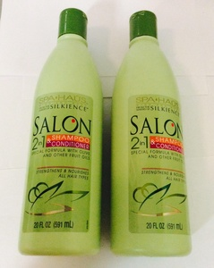 2pck - Spa Haus Salon 2 in 1 Shampoo and Conditioner 20 fl. oz.