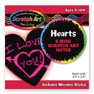 Scratch Magic Love Notes (3417) by Scratch Art