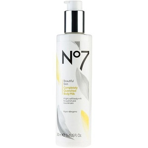 Boots No7 Beautiful Skin Completely Quenched Body Milk 280ml by Boots No7