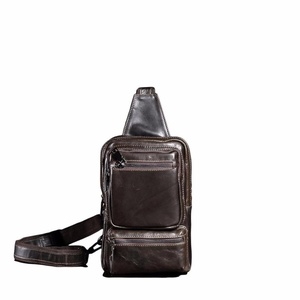 Putars Sling Sling Bag Chest Shoulder Unbalance Gym Fanny Backpack Sack Satchel Outdoor