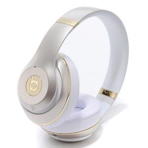 Studio new Bluetooth Wireless Over-Ear Noise Canceling Headphones, Gold
