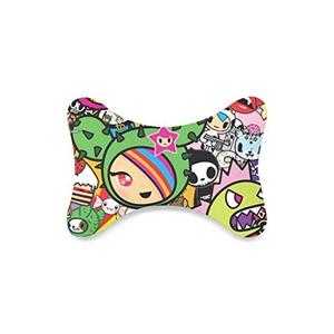 Tokidoki Custom Travel Pillow Bone Shape Car Neck Pillow Car Seat Neck Rest Cushion Sofe And Healthy