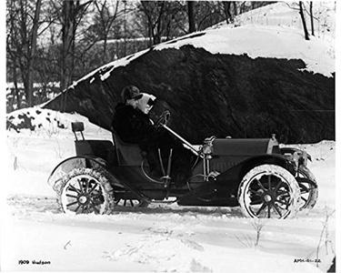 1909 Hudson ORIGINAL Factory Photo