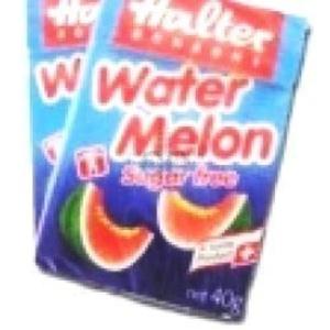 HALTER BONBONS S/F WATER MELON 40G by Halter Bonbons
