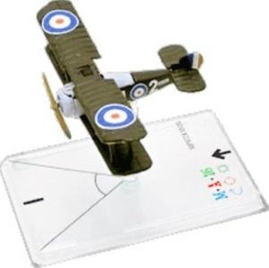 Wings of War: Series 2 Miniature: Sopwith Snipe (Baker) by Wings of War