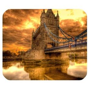 Bridge Of London England Rectangle Mouse Pad (9.84