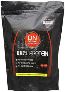 Deluxe Nutrition Ripple Protein Blend Raspberry 500 g by Deluxe Nutrition