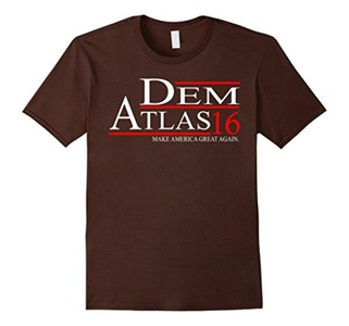 Men's De-M atl-aS T-Shirt XL Brown