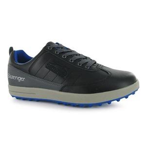 Mens Slazenger Casual Golf Shoes Black (UK 10 / US 10.5)