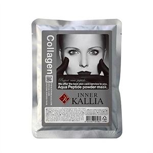 2000ml (1kg) Skin Care Gel Type Aqua Peptide Powder Modeling Mask Pack (Collagen type) by innerkallia aqua peptide powder mask