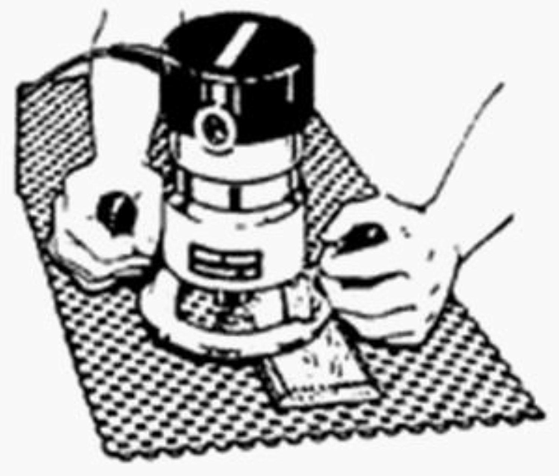 American Non-Slip V70024 Benchmate Nonslip Pad-24X36 NON-SLIP WORKMAT by American Non-Slip