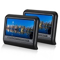 9 Inch Headrest DVD Player with USB port ,SD slot,Wireless games