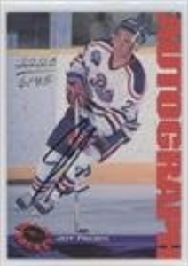 Jeff Friesen #2220/6,145 (Hockey Card) 1994-95 Classic - Autographs #N/A