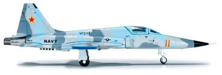 Daron Herpa Usn F5N 1/200 VFC-13 Saints by Herpa 1/200 Scale Military