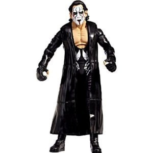 TNA Wrestling Deluxe Impact Series 3 Action Figure Sting by TNA