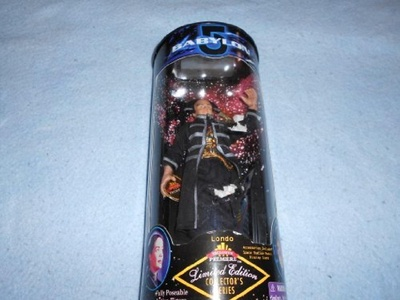 Exclusive Premiere Limited Edition Babylon 5 Londo 9 Inch Figure by Babylon 54 by Babylon 54