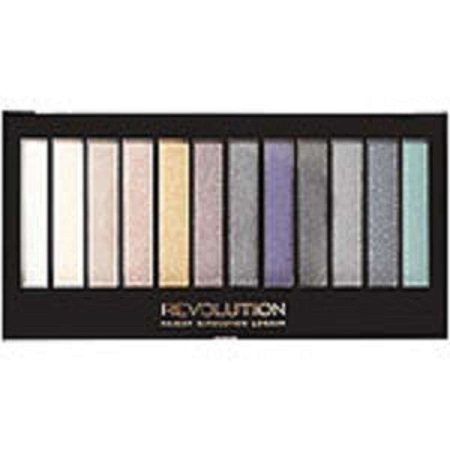 Makeup Revolution Essential Day To Night Eyeshadow Palette