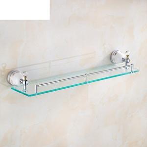 European golden shelf/Towel Bar/Bathroom Bathroom rack/ makeup cosmetics-A