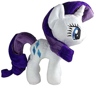 4th Dimension My Little Pony Rarity 12 Plush by 4th Dimension