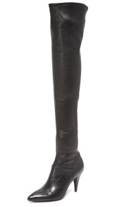 alice + olivia Women's Casey Over the Knee Boots