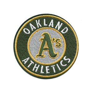 MLB - Oakland Athletics Patch
