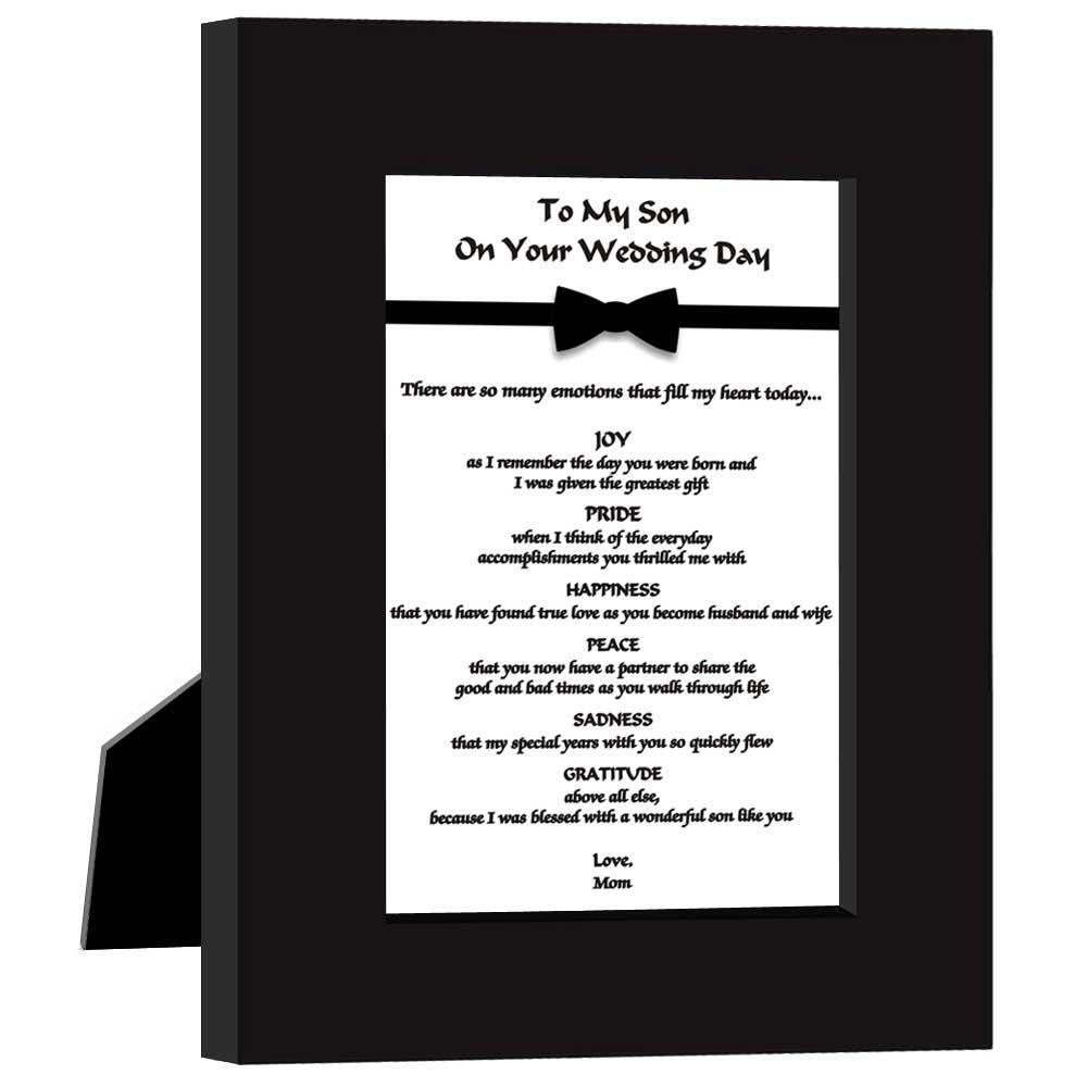 Wedding Gift For My Son : wedding-gift-for-son-from-mom-to-my-son-on-your-wedding-day-sweet-poem ...