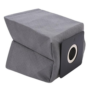 1Pc 11X10Cm Practical Vacuum Cleaner Bag Clean Accessories Non Woven Filter Dust Bags Cleaner Filter Storage Bag