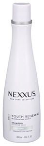 Nexxus Shampoo 13.5oz Youth Renewal (3 Pack) by Nexxus